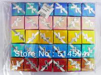 Wholesale 120pcs/lot  New Style 2012 Jewelry Ring Display Box,Jewelry Gift Box Free Shipping.