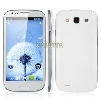 Haipai i9377  HK post freeshipping free gift 3G GPS 4.7 Inch 8.0MP Camera RAM 512 ROM 2GB cpu mtk 6577 unlock  bar Smart Phone