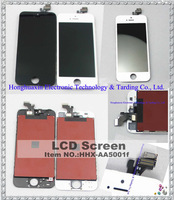 freeshipping by DHL/EMS for iPhone 5 LCD,Original  Black&White lcd Display+Touch Screen Digitizer assembly Replacement Part