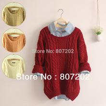 popular knitting pullover