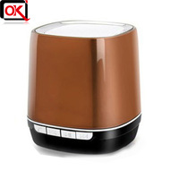 Free Shipping  i80 Bluetooth Speaker V3.0+EDR Mini TF card reader for apple ipad iphone & Android Wireless speaker