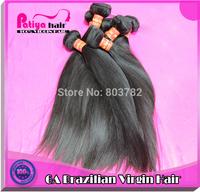 Patiya top 6A virgin brazilian straight hair 2pcs lot unprocessed brazilian virgin human hair weaving hair straight dropshipping