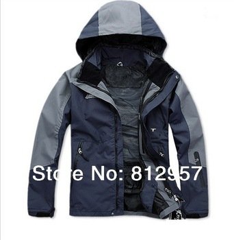 Outdoor Jacket Brand Winter Sport Ski Jackets For Men Outerwear Coats Skiing Camping Hiking Climbing Mountain Waterproof Jaqueta