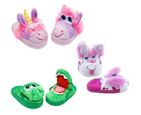 stompeez slipper ,children slipper ,funny slipper for children gift ,perky puppy