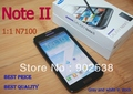 "1280*720 1:1 Note II N7100 phone MTK6577 Android 4.1 dual core 5.5"" HD Screen built in Stylus micro SIM card Galaxy Note ii(China (Mainland))"