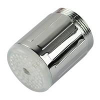 glow led water faucet shower set multicolor led lamp Lighting Light Sink Tap RC- F 04 4586
