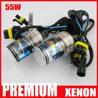 100% Premium Original TC 55W 50W HID Xenon Lamp Bulb 9005 9006 9004 9007 H11 H10 H9 H8 H7 H3 H1 880 881
