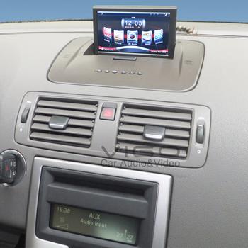 Car Stereo GPS Navigation for Volvo S40 Auto Radio DVD Player Multimedia Headunit Sat Nav Navi Autoradio Bluetooth A2DP USB SD