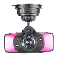 Car DVR GS9000 1920*1080P Car DVR 178 degrees wide Angle GPS 2.7inch LCD G-Sensor HK Free Shipping