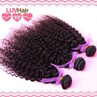 "Queens hair product virgin unprocessed peruvian curly hair cheap jerry curl virgin hair color 1b 100g/pcs,12""-28"" 2pcs/lot"