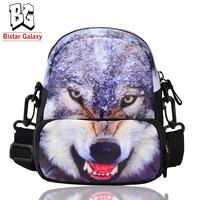 multifunctional waist pack/belt bag /shoulder bag Animal Printing Sport bags military Design brand bistar galaxy BBP109W