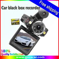 Full HD 1080P with 8 IR Night Vision car black box recorder ,Free Shipping!