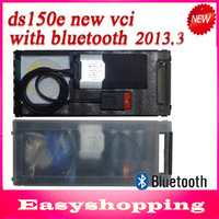 Super 2013 R1 New BTCS SCANNER pro plus +Bluetooth +LED cable +Led light +new DS150E Software(Without oki chip) for car & truck!