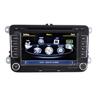 Car Stereo GPS Navigation for VW Volkswagen Passat B6 B7 Jetta Golf Caddy Transporter Tiguan EOS Radio Golf Multimedia Headunit