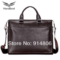2014 New Top Quality Genuine Leather Bags For Men Shoulder Bag For Men Fashion Mens Messenger Bags Free Shipping 0561