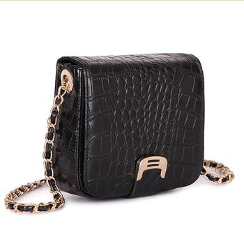 sale 2015 Fashion  Women messenger Bags patent leather chain bag small bag bolsas femininas designer handbags high quality