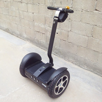 2014 promotion luxury upgraded personal transport robot remote control smart electric mobility scooter