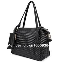 Fashion tassel handbag  Weaving female single shoulder bagswomen shoulder bag  free shipping