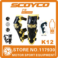 2014 Scoyco K12 Motorcycle Knee Protector High Quality Sports Scooter Motor-Racing Guard Safety Accessories&Parts Free Shipping