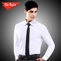 2014 Autumn Men's Fashion & Causal Long Sleeve Cotton Shirt Shirts Men's Shirt  Clothing For Men 24 Colors Wholesale