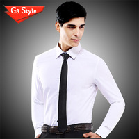 2015 Autumn Men's Fashion & Causal Long Sleeve Cotton Shirt Shirts Men's Shirt  Clothing For Men 24 Colors Wholesale