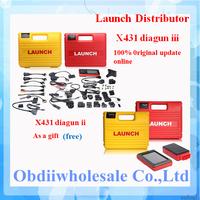 Best price for auto Scanner x-431 launch diagun iii update online diagun 3 Launch X431 Diagun III with multi-language