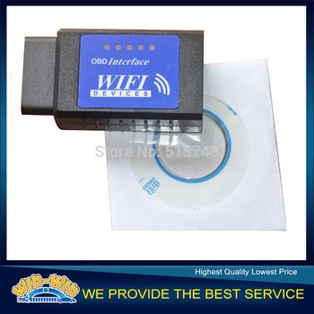 ELM327 WIFI  OBDII / OBD2 Vehicle Diagnostic Scanner 2014 ELM327 OBDII WiFi Diagnostic Wireless Scanner