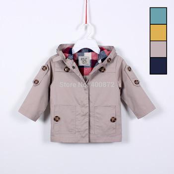 Brand Girl's Fashion designer jackets Autumn Girls Outerwear & Coats blazer Trench Girls Hoodies Jackets, Children's Coat,