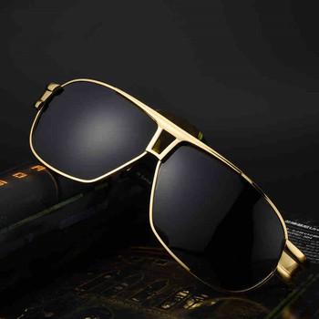 Brand designer sun glasses oculos de sol polarized sunglasses male driving mirror driver sunglasses men