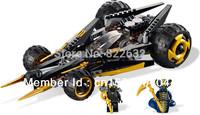 BELA Building Block Toy  Ninjago Tread Assault Construction Educational Bricks Toys for Children Free Shipping