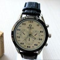 2014 Luxury brand high quality designer men quartz dress watches fashion sports unique the  hour watches men jewelry