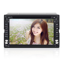Toyota Universal 2 DIN Car DVD Player Built-in GPS Navigation,FM/AM,Ipod,AUX,Steering Wheel Control,HD 1080P Playing