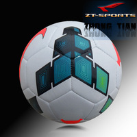 Free shipping  size 5 soccer ball   footballThe premier League match  football  free with ball net/mesh