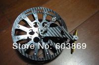carbon fiber fly reel----float fishing
