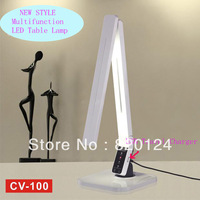Multifunction Tuch LED Table lamp,USB rechargeable work reading all-in-one,Iphone Ipad Charger,folding neck Desk lamp DC12V 24V