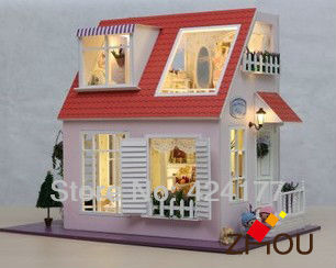 Original Clay Full Multicolour Instruction Diy Model Handmade Gift Dollhouse - Love of Angle Bay(China (Mainland))