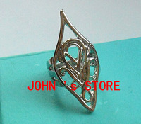 Freeshipping wholesale 20pc a lot Elrond's Silver Ring BB4458