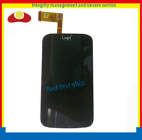 Original For HTC Desire X T328e Lcd Touch Screen Digitizer Assembly Black Color Free Shipping By HK Post.