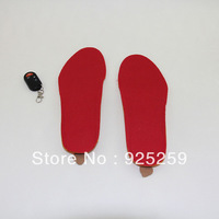 Insole Electric Heating With Remote Control Battery Heated EVA Material For Cold Environment Free Shipping Oubohk