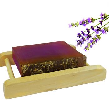 (5pcs/lot) Anti Acne Lavender Scented Natural Handmade Soap