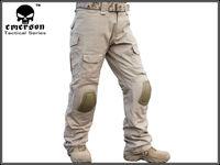 Emerson Tactical airsoft Gen2 Combat Pants Emerson Pants TAN em2746