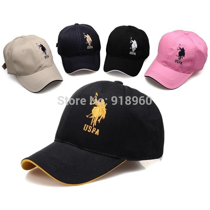 snap backs cap brand men's&women's baseball caps/casual outdoor travel snapback sunhat/20 styles cotton peaked cap polo hats/AOJ(China (Mainland))