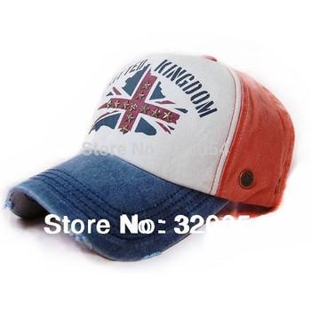 Free shipping,1pcs,2014 new,fashion leisure baseball caps,men and women fashion rivet peaked hats,8color,wholesale.