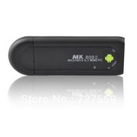 MK809 II Dual Core Mini PC Android 4.1.1 RK3066 CORTEX-A9 1G RAM 8G ROM MALI400  4Core GPU