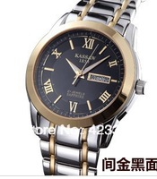 Switzerland Brand Mens Quartz Watch Original Movement Waterproof 200M Date Calendar Back light Full Steel Watches Fashion New