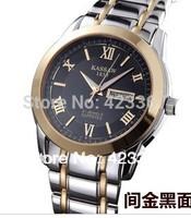 Switzerland Brand Mens Quartz Watch Original Movement Waterproof 200m Date Calendar Back Light Full Steel Watches Fashion New