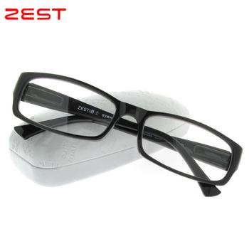 glassesworld new fashion reading glasses plastic frame flex hinge solid color unisex