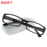 glassesworld new fashion reading glasses plastic frame flex hinge solid color unisex