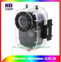 FULL HD 1080p portable sports 30M waterproof camera video camera full hd DVR SJ1000 Action camera
