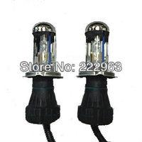 Promotion 100Pairs/Lot 12V/35W HID Bi-beam lamp H4 H13 9004 9007 High Quality,Freeshipping via Express way